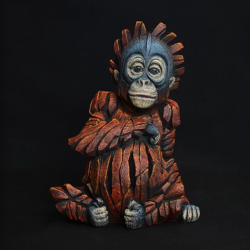 Matt Buckley / Edge Sculpture, Baby Orangutan