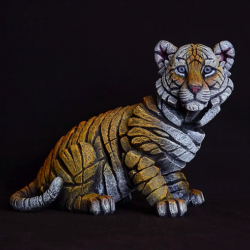 Matt Buckley / Edge Sculpture - Tiger Cub