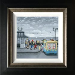 Leigh Lambert - 99's All Round, Canvas Edition