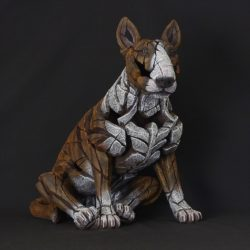 Edge Sculpture - Bull Terrier