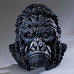 Matt Buckley / Edge Sculpture - Gorilla Bust