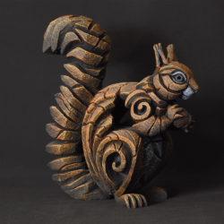 Matt Buckley / Edge Sculpture - Red Squirrel