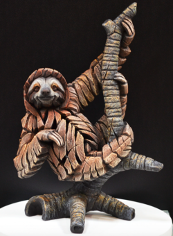 Edge Sculpture, Matt Buckley - Three Toed Sloth
