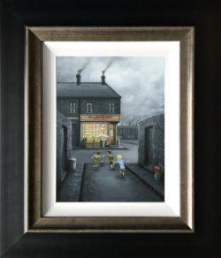 Leigh Lambert - Mind That Window