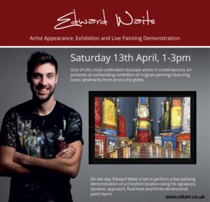 Edward Waite - Artist Exhibition