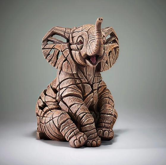 Edge Sculpture Matt Buckley - Elephant Calf