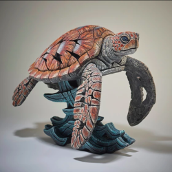 Edge Sculpture Matt Buckley - Sea Turtle