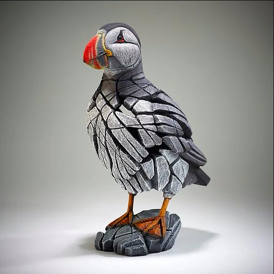 Edge Sculpture Matt Buckley - Puffin