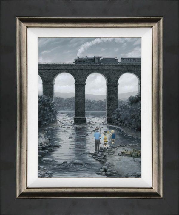 Leigh Lambert - A Great Spot on Canvas