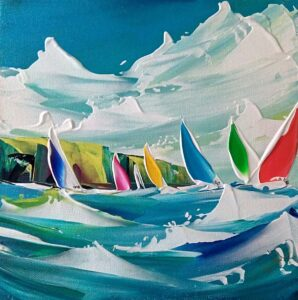 Jan Nelson - A Cool Easterly Breeze