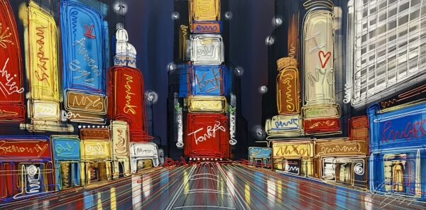 Edward Waite - Times Square