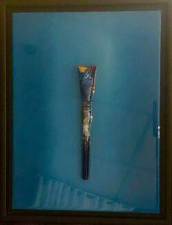 Edward Waite - Blue and Brush