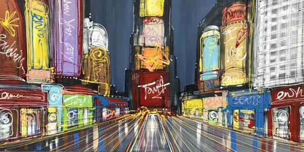 Edward Waite - Broadway Dreams
