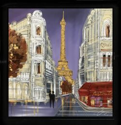 Edward Waite - Paris Dreams