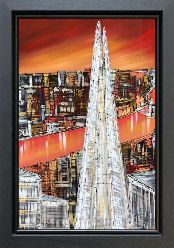 Edward Waite - Shard Sunset Views