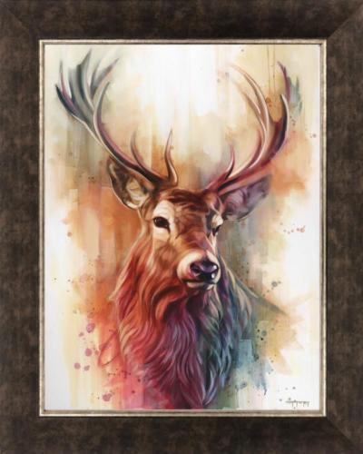 Ben Jeffery Giclee on Canvas Glen