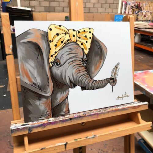 Amy Louise Art Dumbo