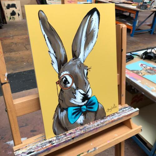 Amy Louise Art - Mad as a March Hare